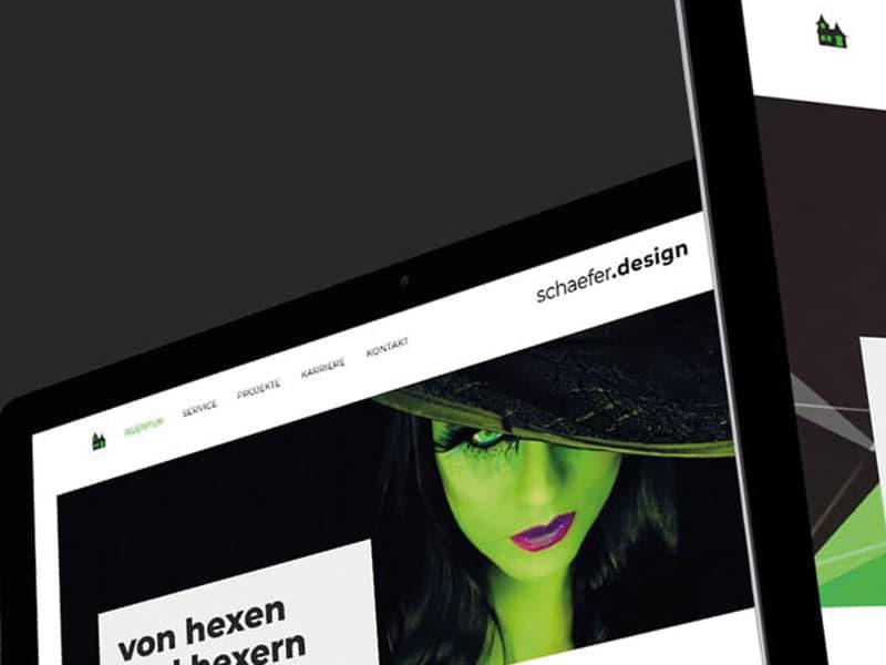 corporate identity von schaefer.design
