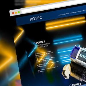pqube3 Website